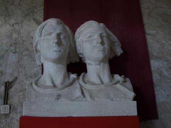 The Two Heroines - Odhise Paskali