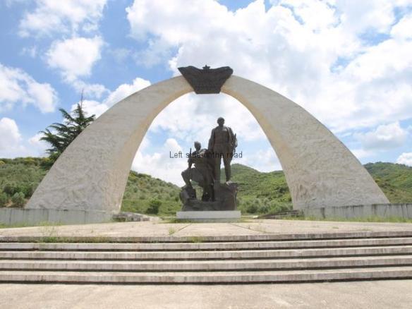 Drashovice Arch