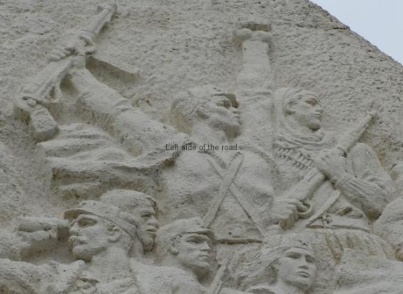 Drashovice Arch - Victory