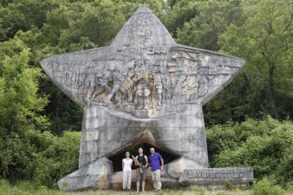 Pishkash Star - Marco Mazzi - Albanian Lapidar Survey
