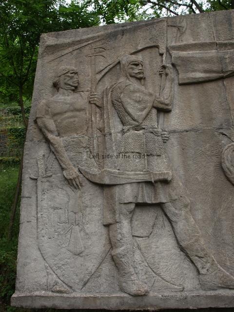 Skenderbeu's foot soldiers