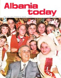 Albania Today No 1 (38) 1978