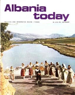 Albania Today, No 4 (17) 1974