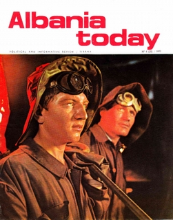 Albania Today No 4 (35) 1977