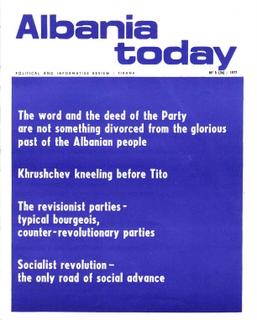 Albania Today No 5 (36) 1977
