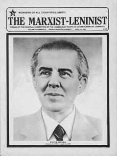 The Marxist-Leninist Weekly - No 7, April 14 1985