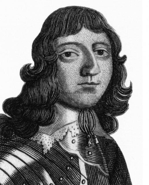 Major General Thomas Harrison