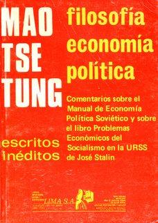 Comentarios sobre el Manual de Economia Politica Sovietico