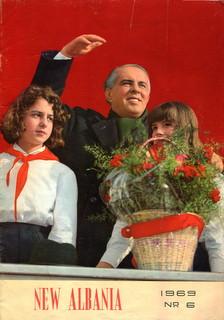 New Albania - No 6, 1969
