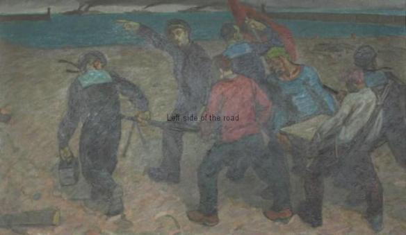 Durres '7 April' - G Priftuli and N Bakalli