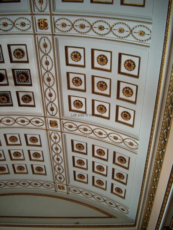 Ceiling Small Ballroom