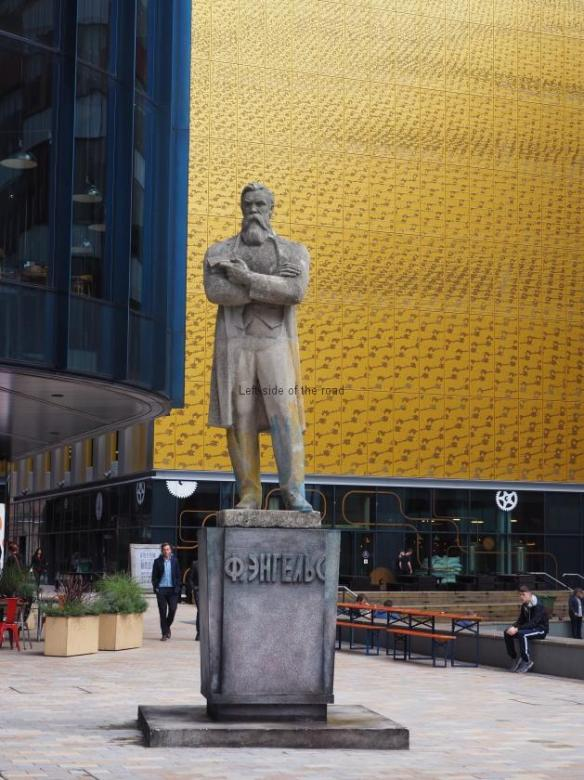 Frederick Engels in Manchester