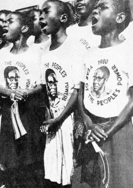 Zimbabwe Independence 1980