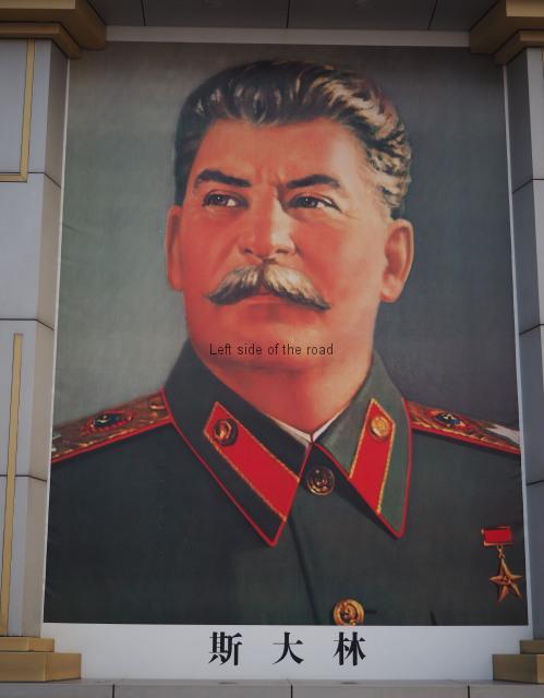 JV Stalin