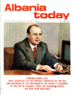 Albania Today No 1 (86) 1986