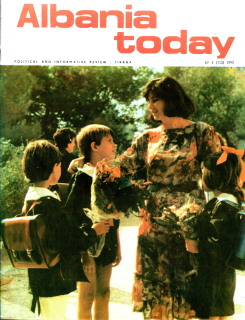 Albania Today No 4 (113) 1990