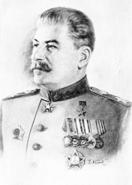 Generalissimo Stalin