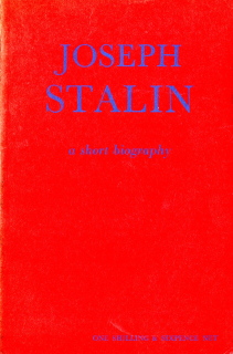 Joseph Stalin - A Short Biography, 1940