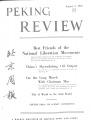 Peking Review 1958 - 23