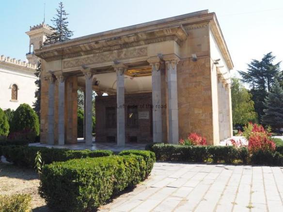 Stalin's Birthplace, Gori