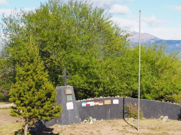 1922 Patagonian Peasants Rebellion Monument