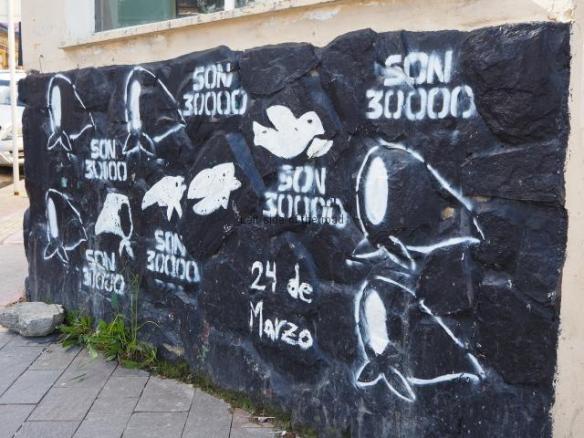 Madres de Plaza de Mayo - Ushuaia
