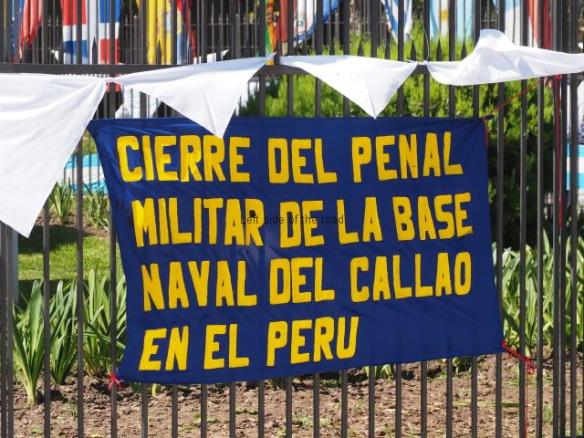 Close Callao Military Prison