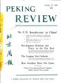 Peking Review 1959 - 43
