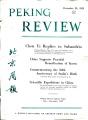 Peking Review 1959 - 52