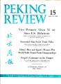 Peking Review 1961 - 15