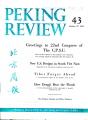 Peking Review 1961 - 43