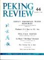 Peking Review 1961 - 44