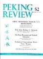 Peking Review 1961 - 52