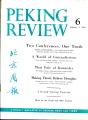 Peking Review 1962 - 06