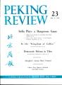 Peking Review 1962 - 23