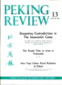 Peking Review 1963 - 13