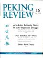 Peking Review 1964 - 16