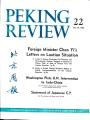 Peking Review 1964 - 22