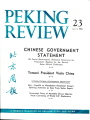 Peking Review 1964 - 23