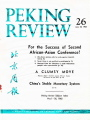Peking Review - 1965 - 26