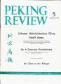 Peking Review - 1966 - 05