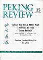 Peking Review - 1966 - 35