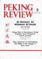 Peking Review - 1967 - 08