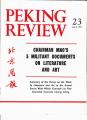 Peking Review - 1967 - 23