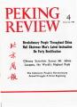 Peking Review - 1968 - 04