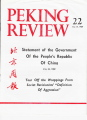 Peking Review - 1969 - 22