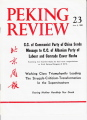 Peking Review - 1969 - 23