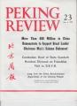 Peking Review - 1970 - 23