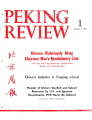 Peking Review - 1971 - 01