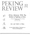 Peking Review - 1972 - 22